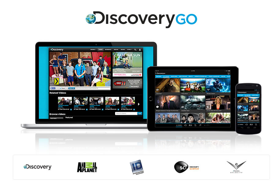 Discovery GO Is Your New TV Everywhere Best Friend