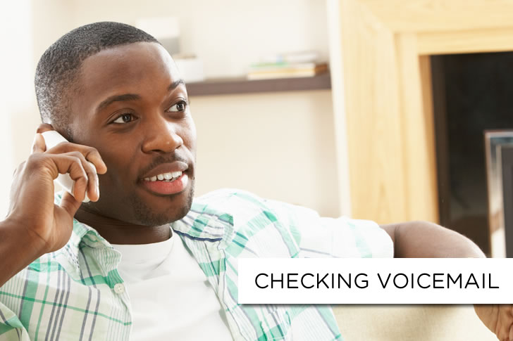 How To Check Your Home Phone Digital Voicemail