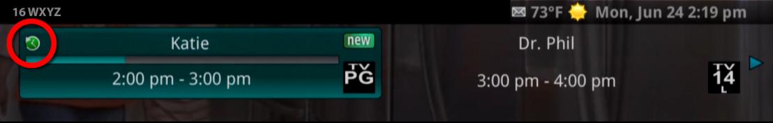 Screenshot - C Spire Restart TV