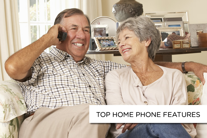 Top C Spire Home Phone Features