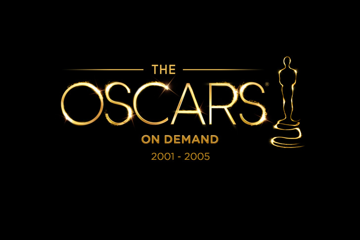 Oscar Winners on C Spire Video On Demand: 2001-2005