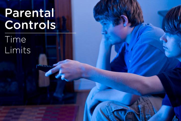 Set Up Parental Control TimeLimits
