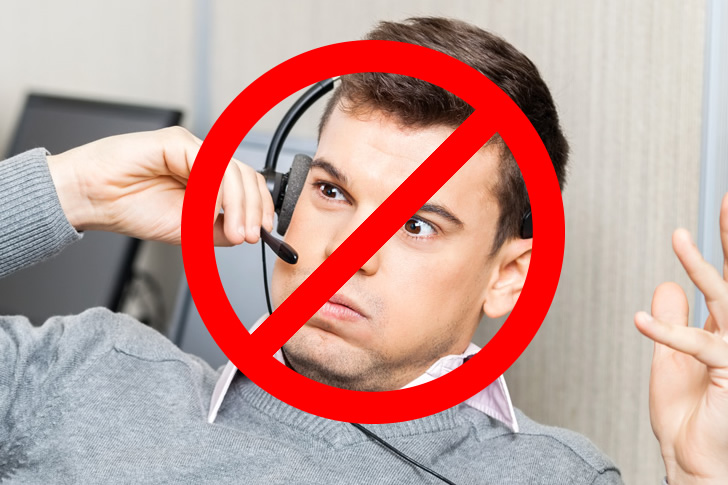 4 Ways To Stop Annoying Telemarketers In Their Tracks