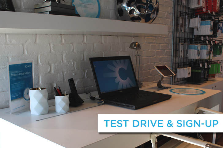 Test Drive the C Spire Gigabit Difference
