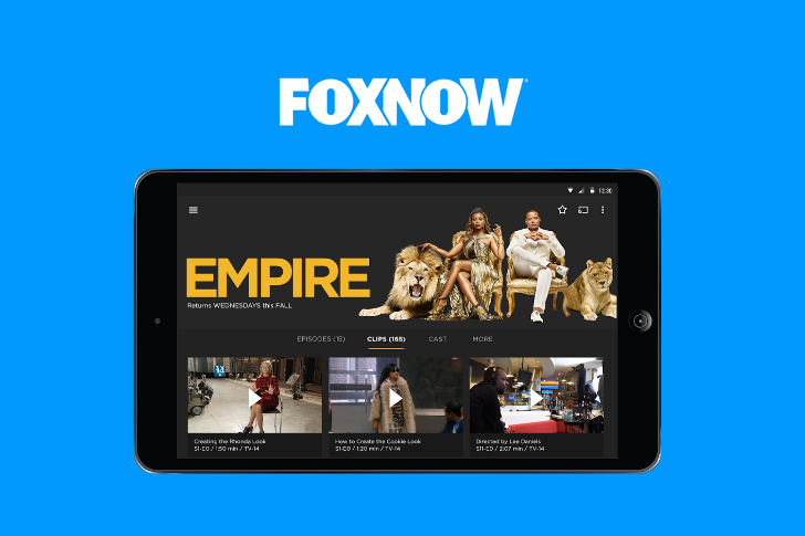 FOXNOW Launches on C Spire Fiber TV