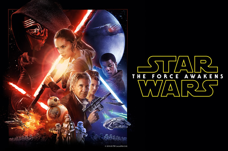 Star Wars: The Force Awakens Now OnDemand