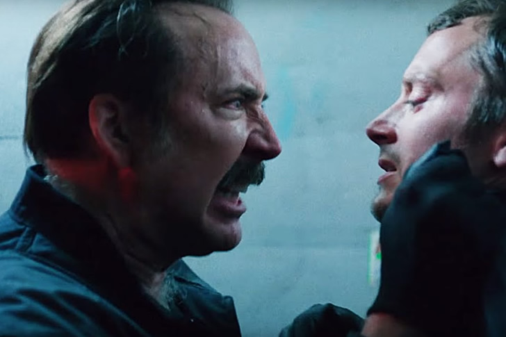 Put Your Trust In Nicolas Cage In 'The Trust' On Demand