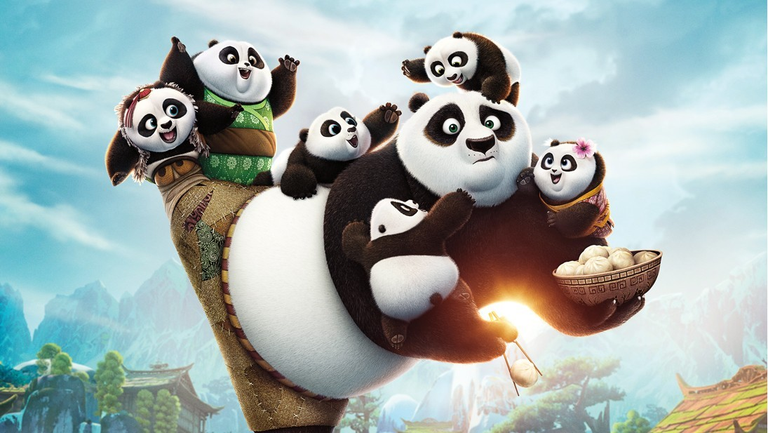Kung Fu Panda 3 Now On C Spire Fiber TV