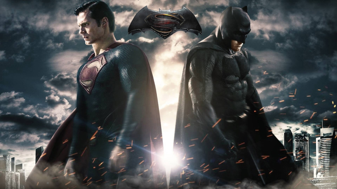 Catch Batman v Superman in Super HD TV