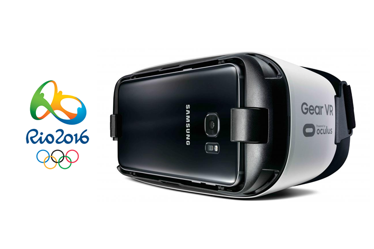 Experience The Rio Olympics in Virtual Reality with C Spire FiberTV