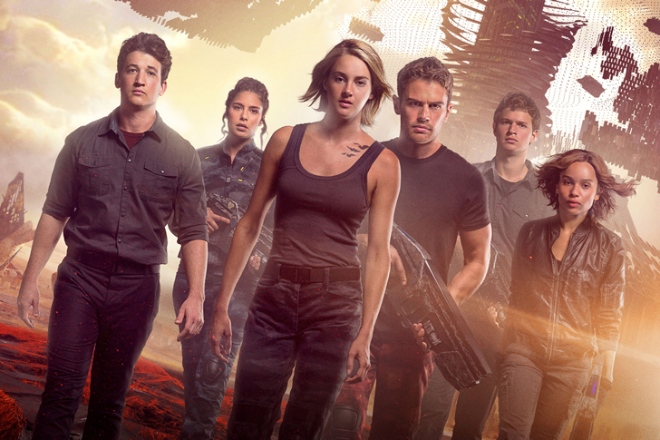 The Divergent Series: Allegiant Now On C Spire Fiber TV