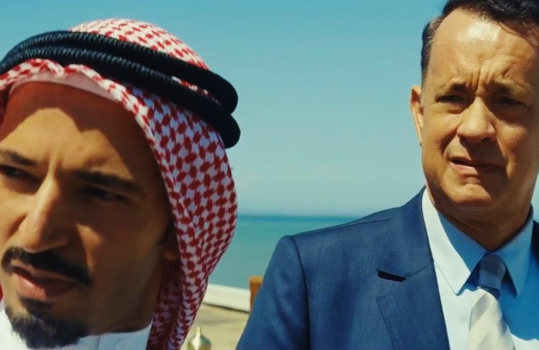 Tom Hanks Stars In A Hologram For The King