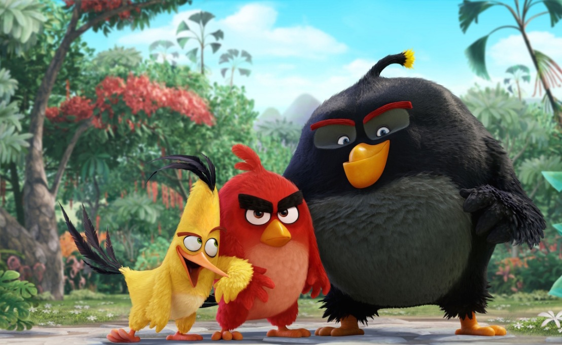 The Angry Birds Take Flight On C Spire Fiber TV Video On Demand