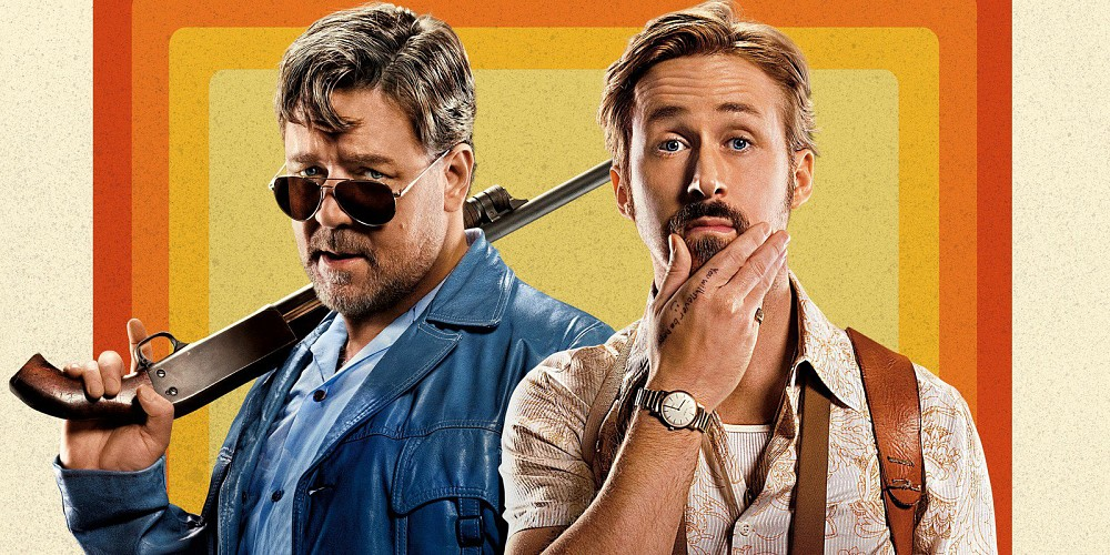 Catch a Thrill Ride with Ryan Gosling & Russell Crowe in The NiceGuys