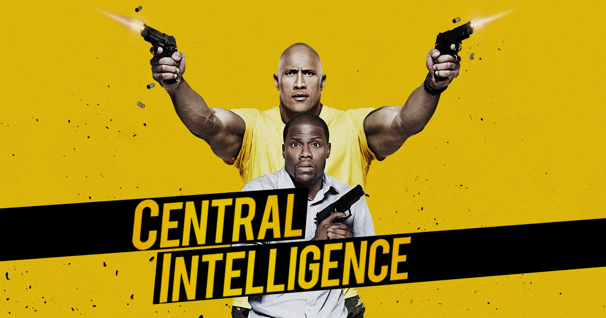 The Rock & Kevin Hart Do Hilarious Spy Stuff In Central Intelligence – Home  Services Blog