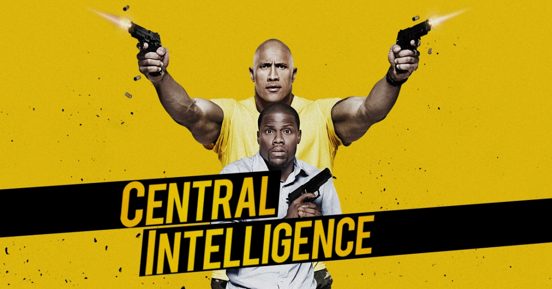 The Rock & Kevin Hart Do Hilarious Spy Stuff In Central Intelligence