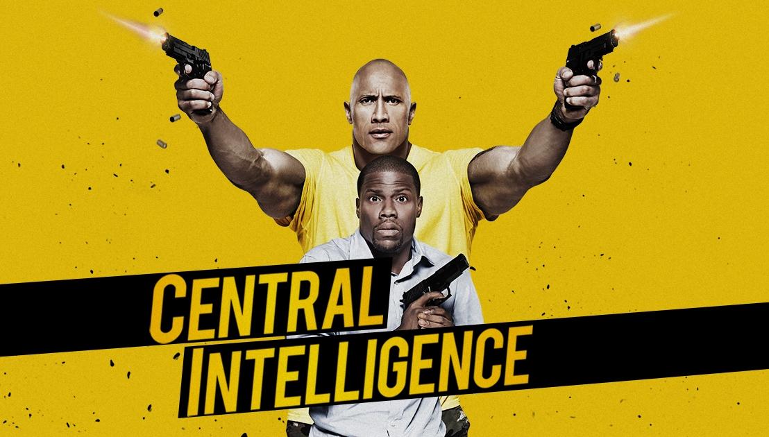 The Rock & Kevin Hart Do Hilarious Spy Stuff In CentralIntelligence