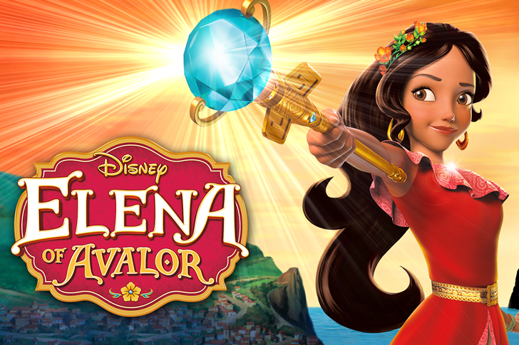 Make a Date With Elena of Avalor