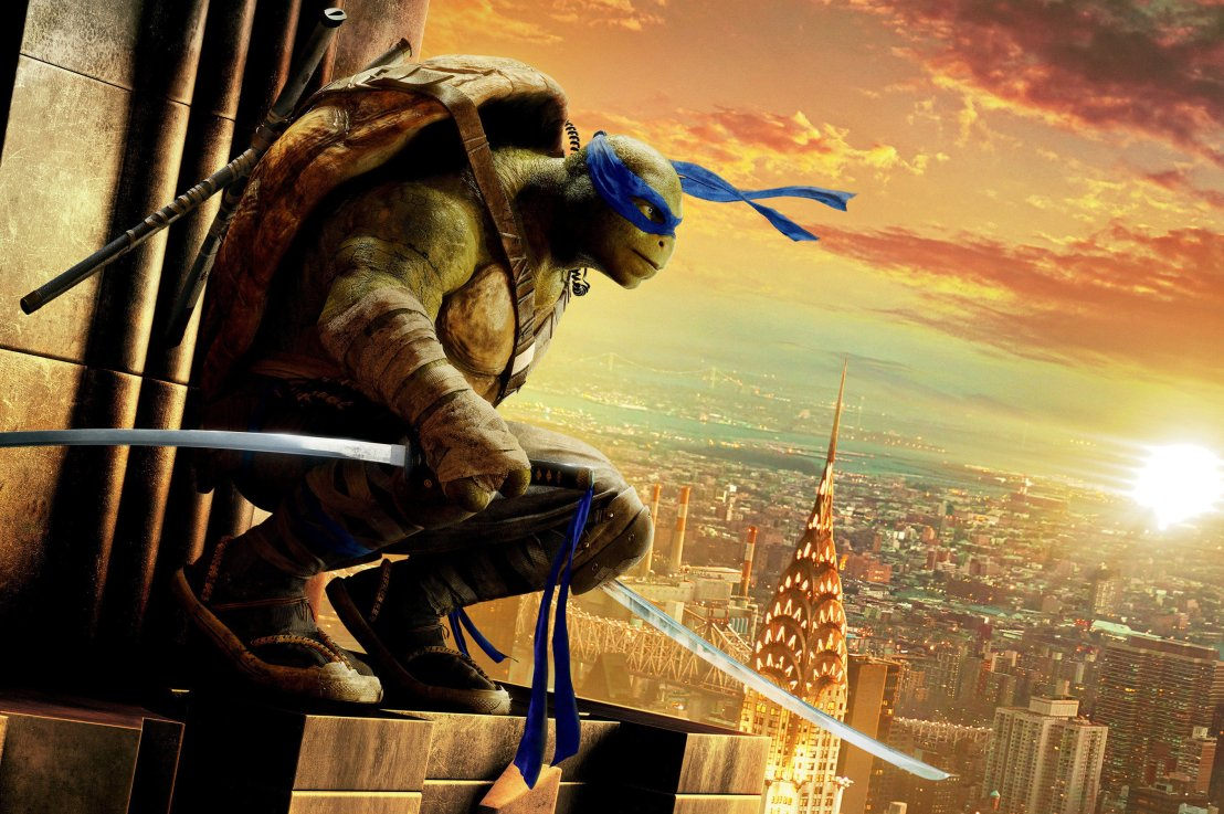Cowabunga Dude! TMNT Available Now On Demand