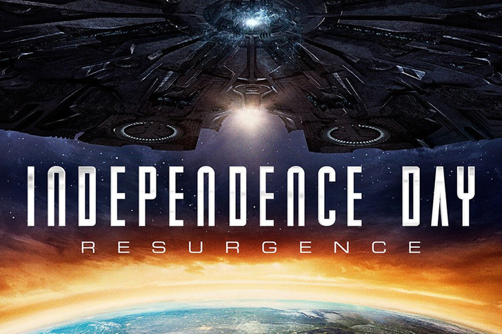 Humanity Hangs In The Balance In Independence Day:Resurgence