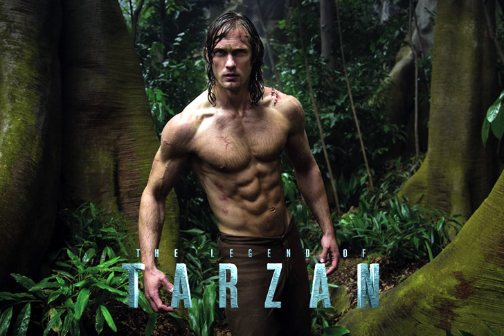 The Legend of Tarzan Swings On To C Spire Video On Demand