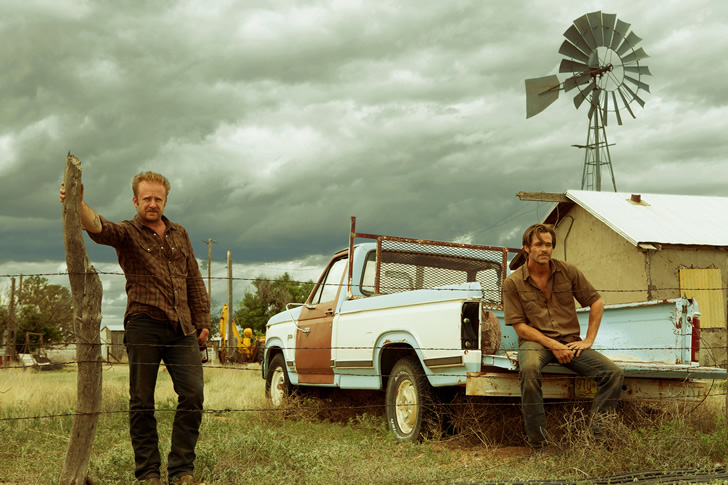 Hell or High Water is a Western for 2016