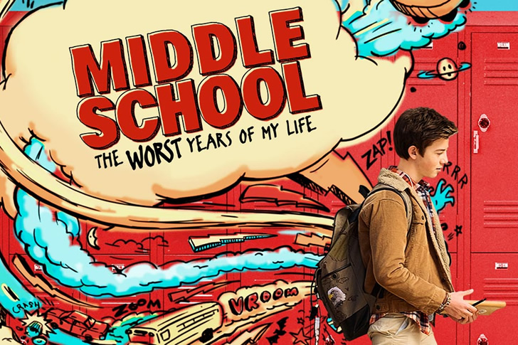 Kick Off The New Year With A Trip Back To MiddleSchool