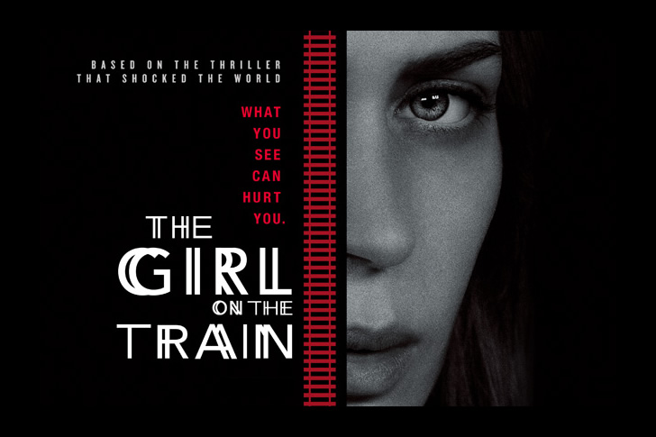 Shocking Thriller 'The Girl On The Train' Now OnDemand