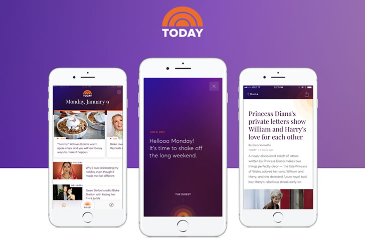 New TODAY Show App Promises More Matt Lauer Than Ever Before