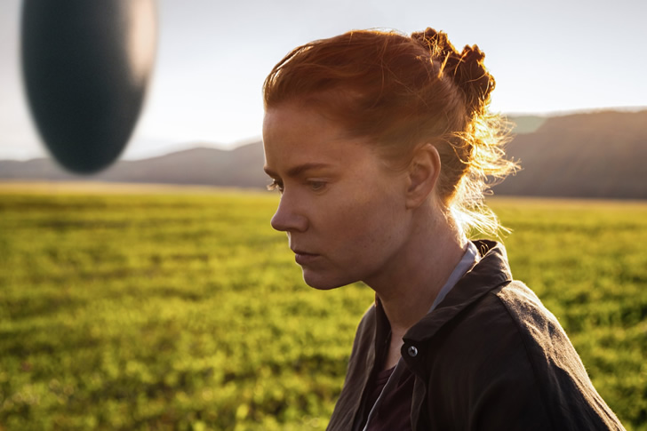 Arrival Delivers Top Cerebral Sci-Fi Experience