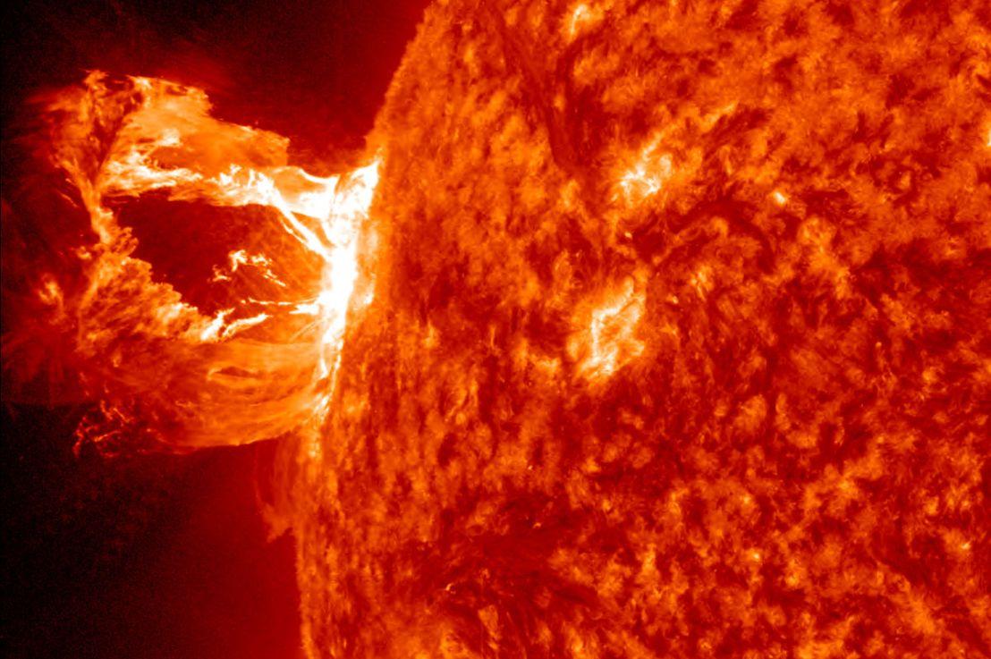Solar Flares May Cause SignalInterference