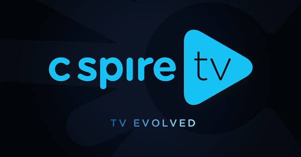 C Spire TV is TV Evolved.