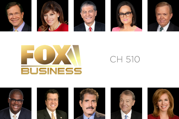 Fox Business Network Joins the Standard Pack