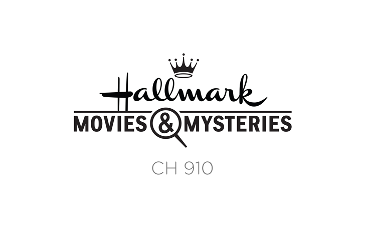 Hallmark Movies & Mysteries Part of Standard Package