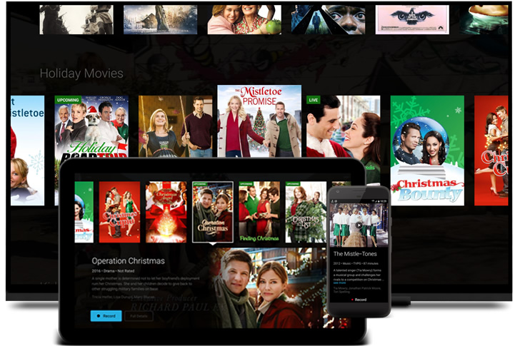 Snuggle In For a C Spire Holiday Movie Marathon