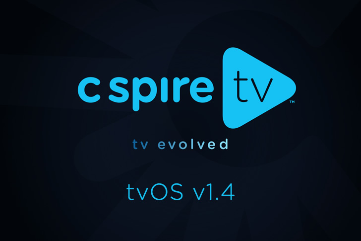 C Spire TV v1.4 Delivers Stability Improvements to Apple TV