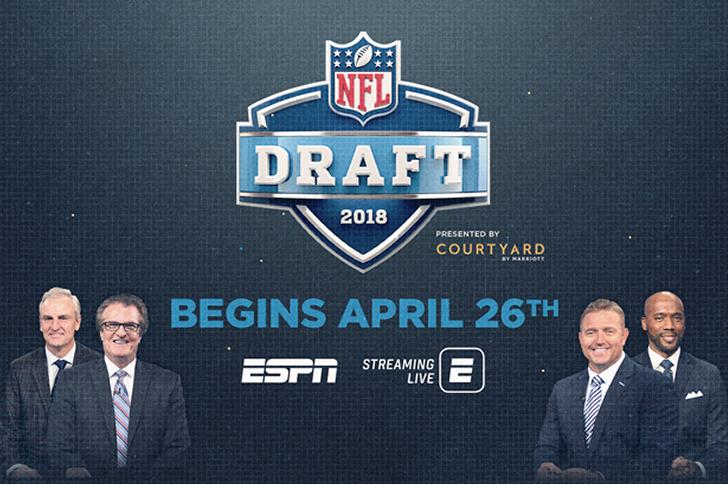 NFL Draft 2018 onESPN