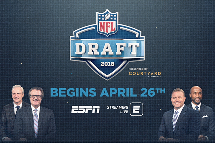 NFL Draft 2018 on ESPN