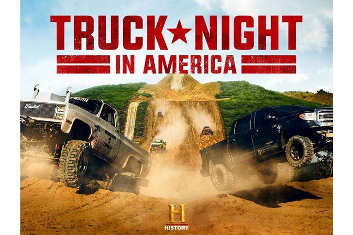 Season 2 of Truck Night In America Premiering Jan31