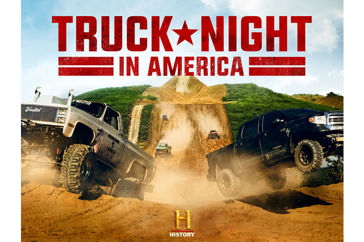 Season 2 of Truck Night In America Premiering Jan 31
