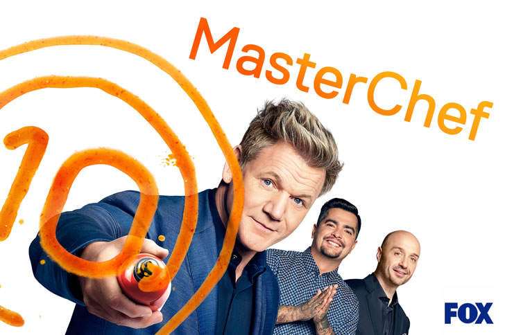 Gordon Ramsay & MasterChef Coming to a Boil May 29